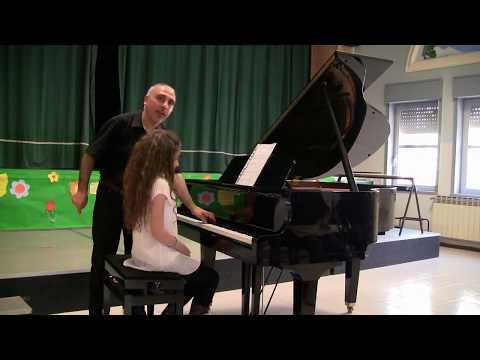 Saggio di pianoforte 2017