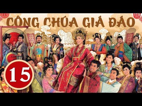 Công chúa giá đáo  15/32(tiếng Việt) DV chính: Xa Thi Mạn, Trần Hào;TVB/2010