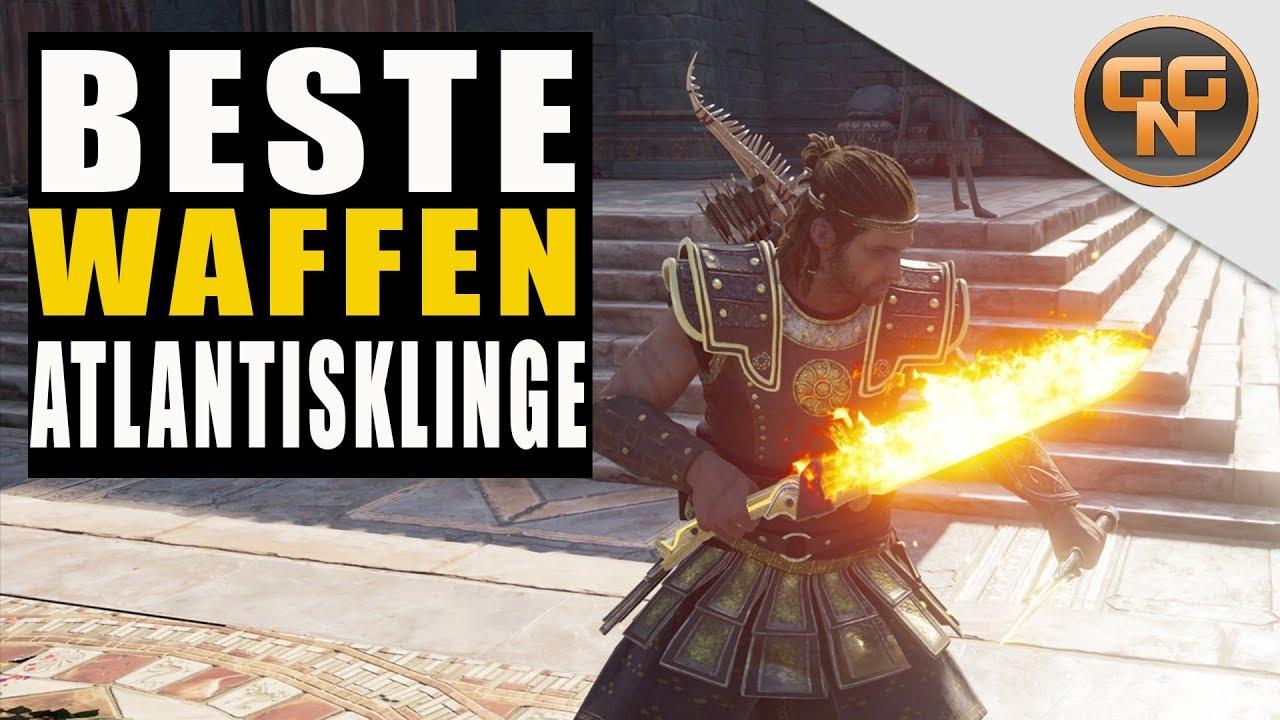 Assassins Creed Odyssey Legendäre Waffen