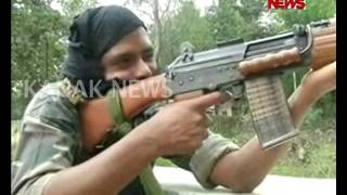 Maoists Police Face-off At Angul