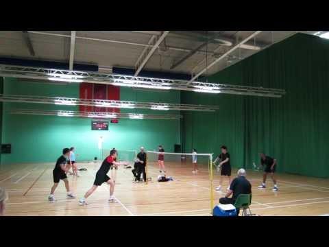 UK Essex Senior Gold 2013 - MDF - Joel Gayle / Victor Liew vs Darren Adamson / Ollie Baczala [1]