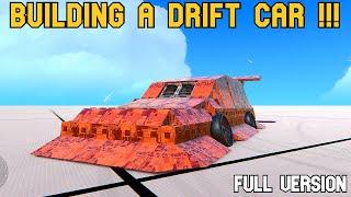 BUILDING A DRIFT CAR !!! (full Version)-Trailmakers