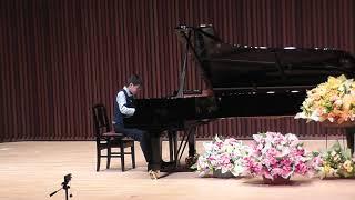 とある6年生がピアノをひいてみた(ドビュッシー雨の庭)