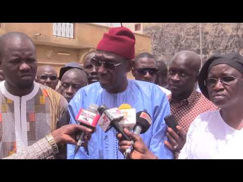 Mamadou Lamine Massaly Le 26 Mars 1