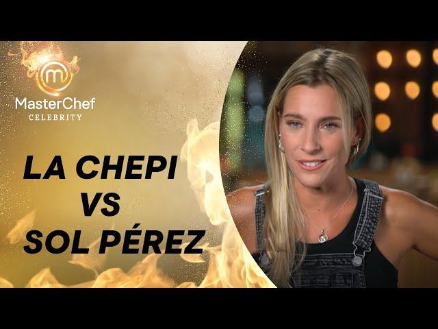 Dani La Chepi y Sol Pérez