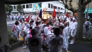 2014-07-19 01 春日神社夏祭大神輿巡行-05.