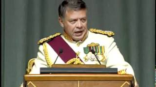 King Abdullah II Speech from the Throne 2011 - Part 1