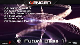 Vengeance Producer Suite - Avenger Expansion Demo: Future Bass 1
