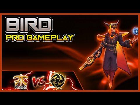 Bird Jenos Gameplay POV | Ninjas In Pyjamas vs Fnatic | Paladins Premier League EU Week 5