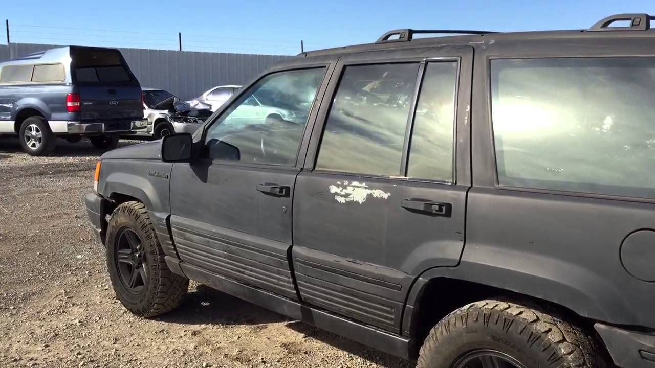 93 Jeep Grand Cherokee