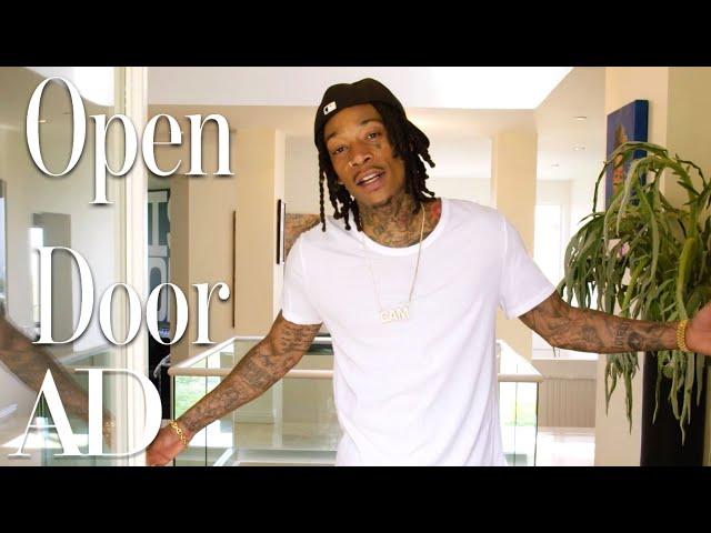 Inside Wiz Khalifas $4.6 Million L.A. House | Open Door