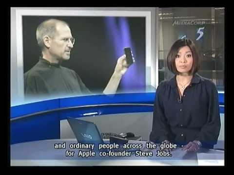 Reaction from the world on Steve Jobs death 06Oct2011