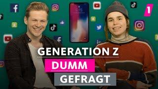 Generation Z: Der Kampf gegen den Klimawandel ist euch wichtiger als Sex | 1LIVE Dumm Gefragt