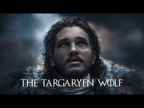 Game of Thrones  : The Targaryen Wolf  Orchestral