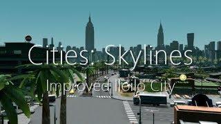 Cities: Skylines - Improved Iloilo City