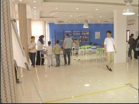 أول مختبر في ليبيا يتيح الفرصة لصغار المخترعين  - 20:22-2018 / 5 / 23