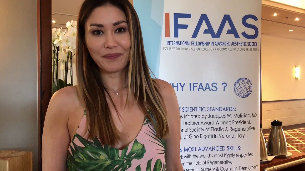 IFAAS Delegate Testimonial Dr Berger - Germany