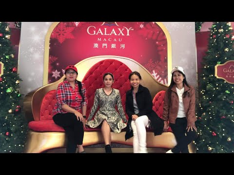 YT.Collab with APRYLLE and the Jane's blog in MACAU