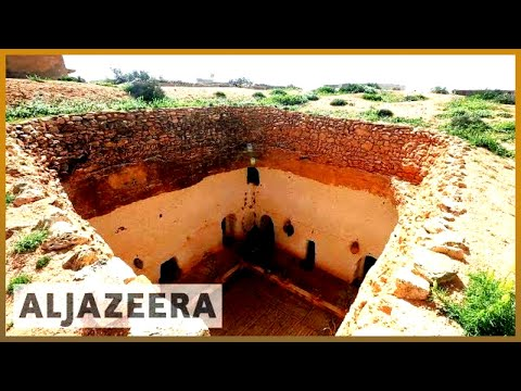 Libya's ancient 'cave houses' face uncertain future | Al Jazeera English