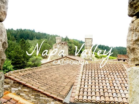Napa Valley Day Trip! // Travel Vlog CALIFORNIA, USA