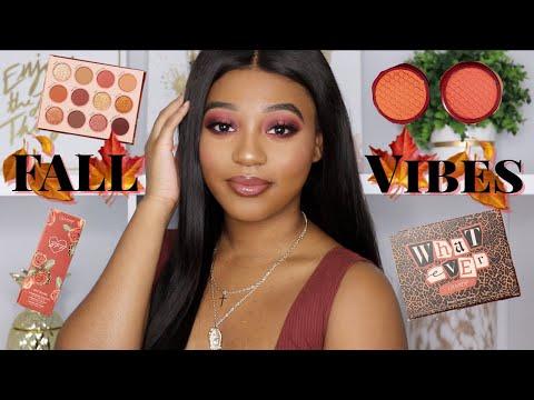 Fall Makeup Tutorial | Colourpop Fall Collection | Lipsticklayna thumbnail