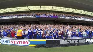 FAN CAM: Tommy Smith goal v Sheffield Wednesday
