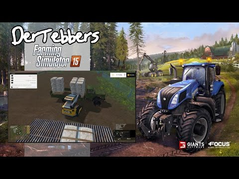 Farming Simulator 15 - Volga Life - 024 - Baling Up Money!