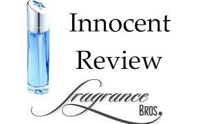 Innocent by Thierry Mugler Review! Sleeper Hit From TM!