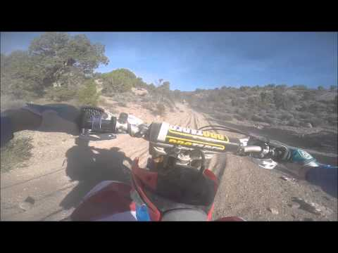 National Youth Hare and Hound Round 7 Lap 1 in Caliente, Nevada with Rusty Rinehart 2014