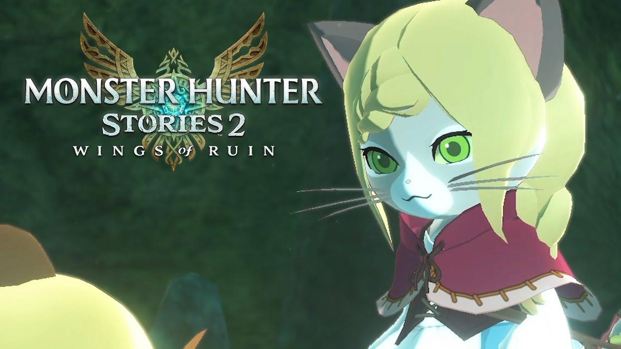 Eine Felyne? #14 🗡 Monster Hunter Stories 2