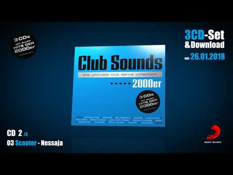 Club Sounds 2000er (Official Minimix)