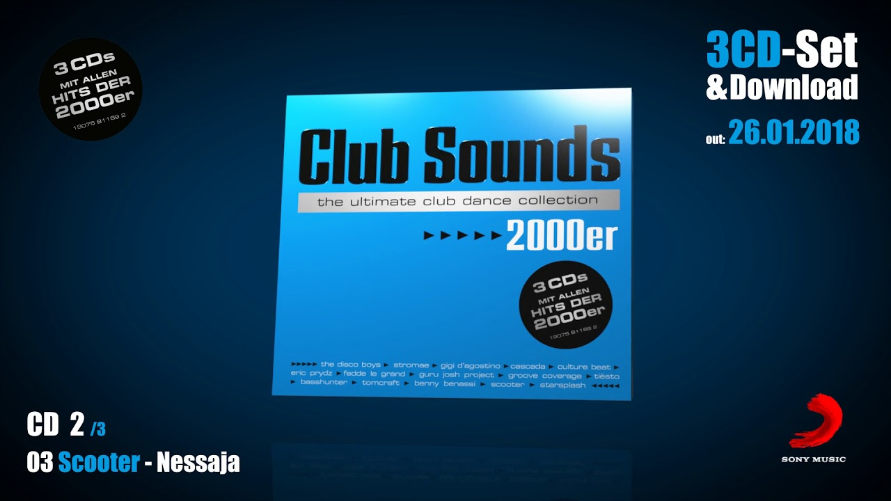 Club Sounds 2000er | ClubSounds de