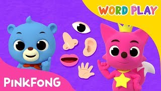 Five Senses | Word Play | Pinkfong Songs for Children