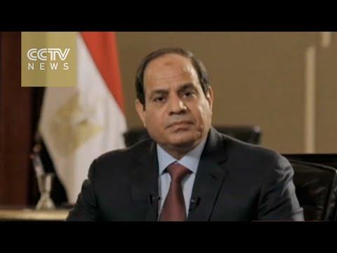 Egyptian President: Putin willing to host talks