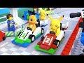 Lego POKEMON Race