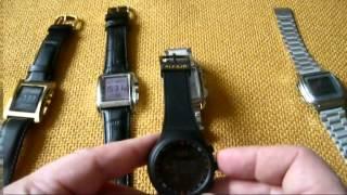Налаштування наручних годинників ALFAJR за координатами