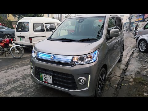 Suzuki WagonR Stingray Turbo Detailed Review | Price | Drive Using Paddle Shifters | Specs & Feature
