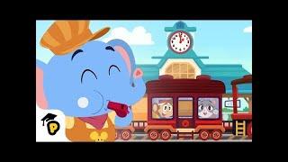 Olette's Train Travels | Full Episode 7 | Kids Learning Cartoon | Dr. Panda TotoTime Season 2
