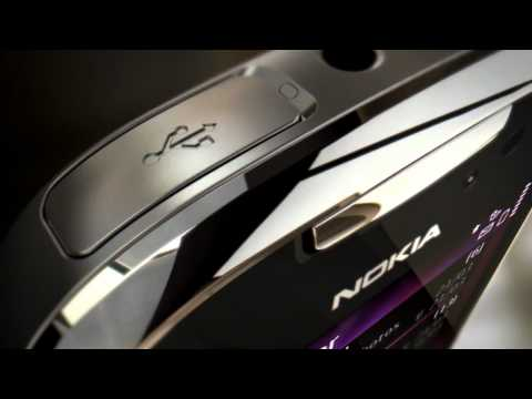 Nokia C7 with Symbian Anna review india 2011 [8 MP camera ]