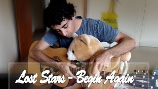 Lost Stars acoustic cover Begin Again soundtrack