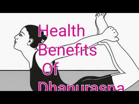 8 Health benefits of Dhanurasana to ease your daily life!