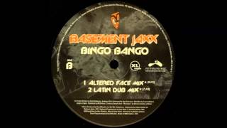 Basement Jaxx - Bingo Bango (Altered Face Mix) (2000)