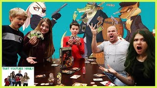 Best Boss Wins $57,000 / That YouTub3 Family I Family Channel