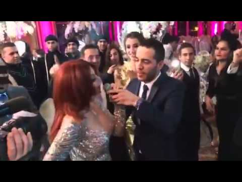 Haifa Wehbe Wedding Video 2015