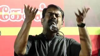 Tn Polls - Naam Tamilar Seeman Election Campaign speech at chennai - High Lights - Must watch