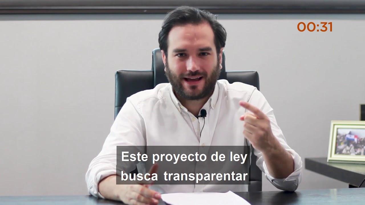 Gabriel Silva - Proyecto de Ley Régimen Notarial