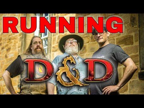 Running D&D Words of Power Quests & Adventures #135