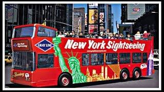 Passeio no ônibus City Sightseeing | New York