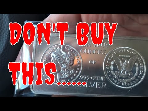DON'T BUY 50 Ounces of silver bars?  F That!
