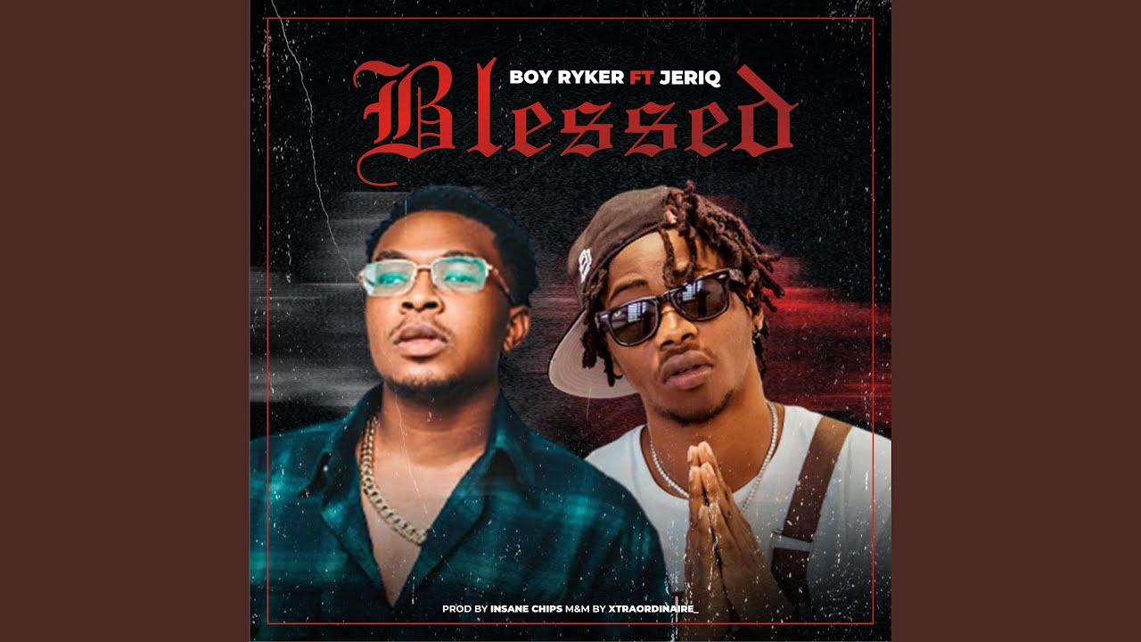 Download Blessed (feat. jeriq)